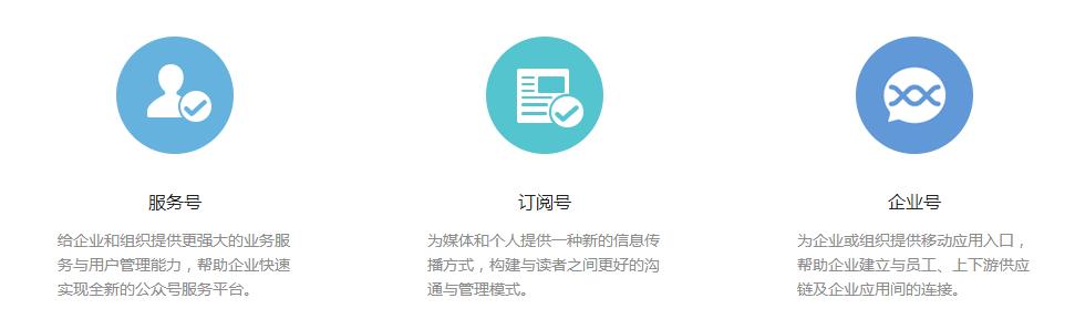 微信企业号